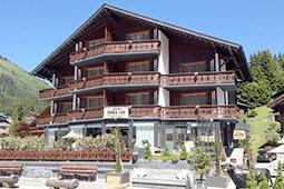 Hotel zwitserland