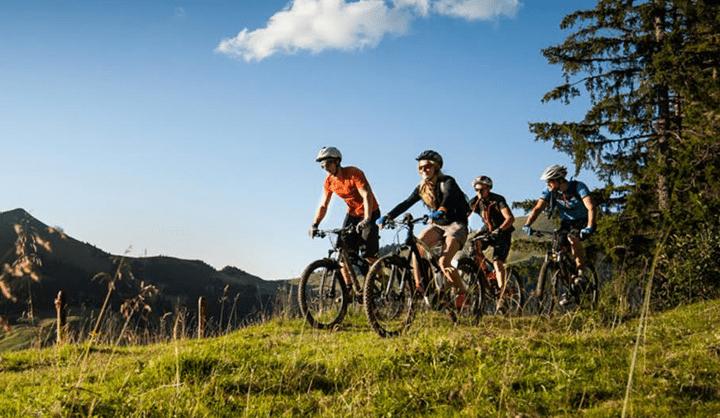fietsen in zwitserland