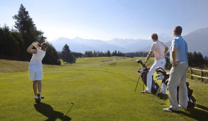 Golf in Portes du soleil